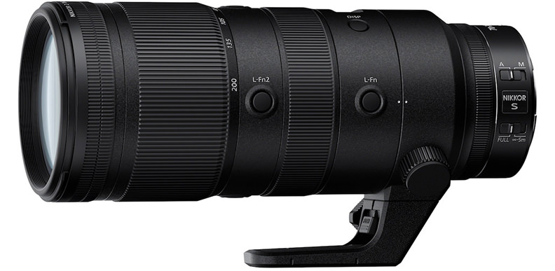 Nikon-Nikkor-Z-70–200mm-f2.8-VR-S-lens
