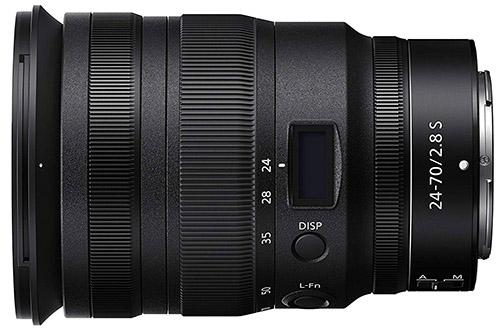Nikon Nikkor Z 24-70mm f/2.8S