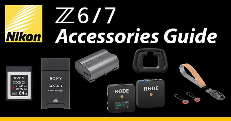 nikon z6 z7 accessories