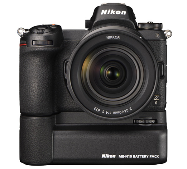Nikon MB-N10 battery Pack