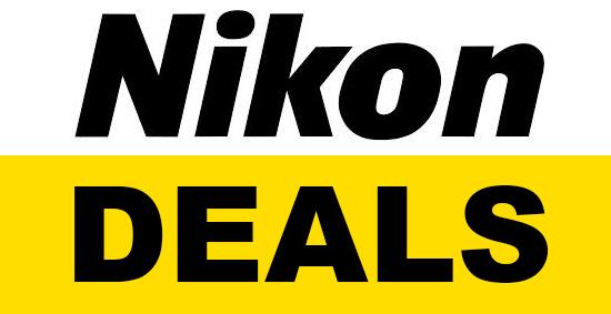 Nikon Deals