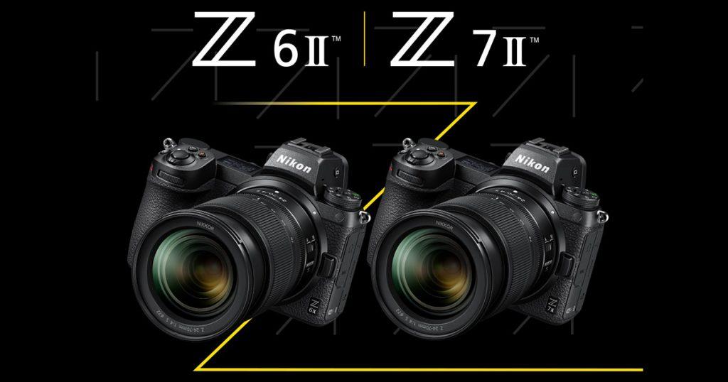 Nikon Z6 II and Z7 II